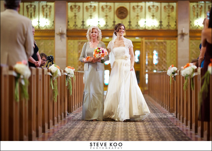Songs For Bridesmaids To Walk Down The Aisle To: Glen Club Wedding : Megan And Bret