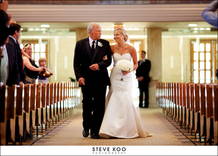 Intercontinental O'Hare Wedding : Laura And Kevin