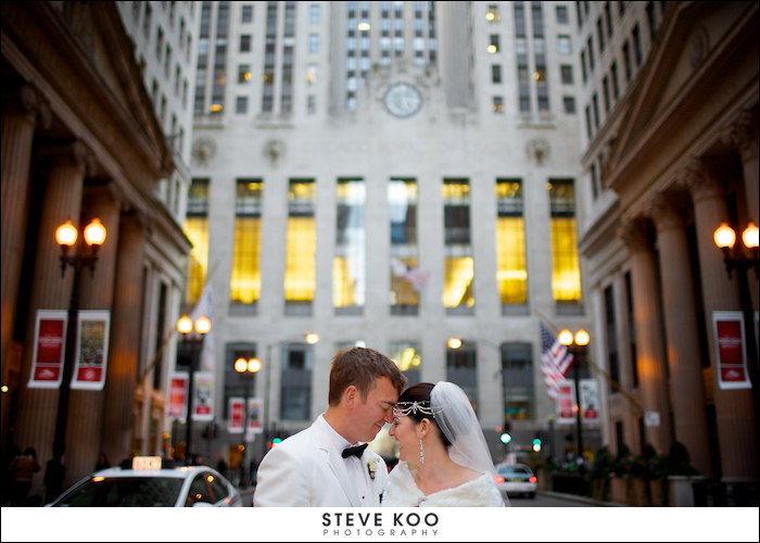chicago board trade wedding