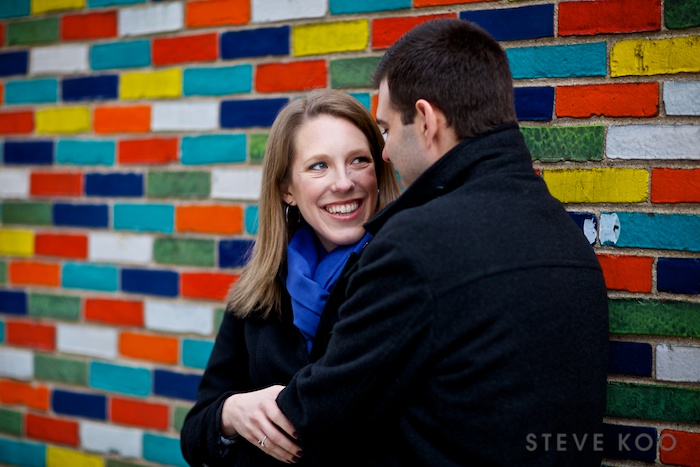south-loop-engagement-photo