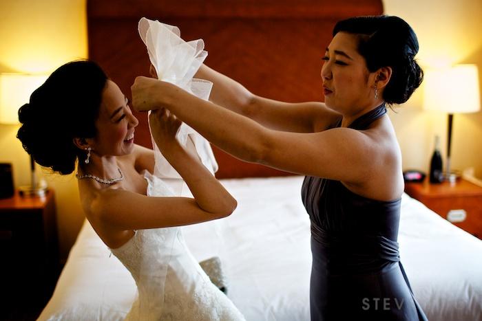 wedding-bow