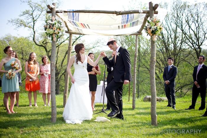 camp creek farm wedding