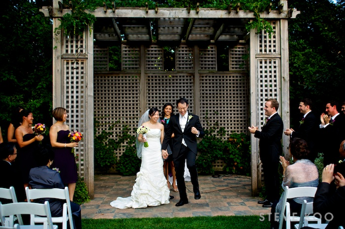 chicago-outdoor-wedding-ceremony