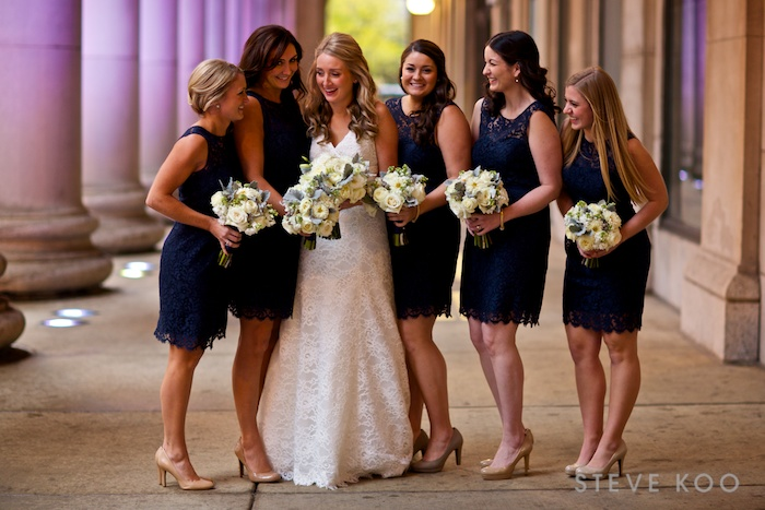navy-bridesmaid-dresses