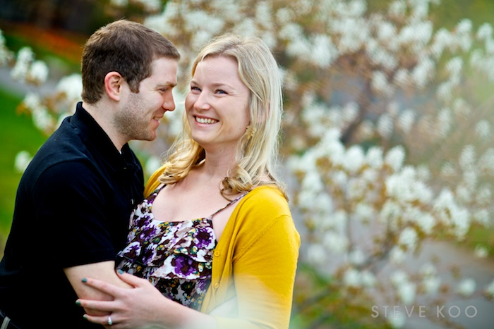 spring-engagement-photo