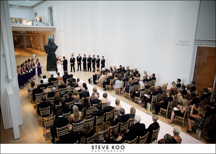 Raves Near Me >> Modern Wing of the Art Institute : Chicago Wedding Venues
