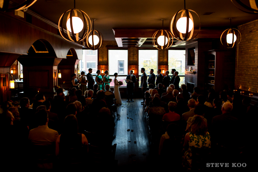 Revolution Brewery Wedding Photo 02