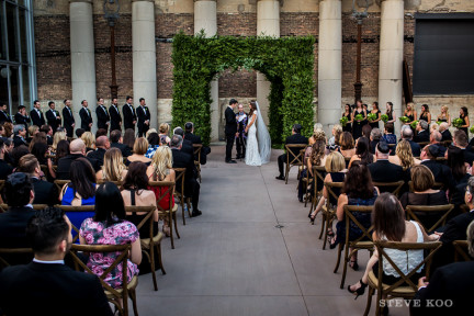 chicago wedding photographer steve koo | architectural artifacts