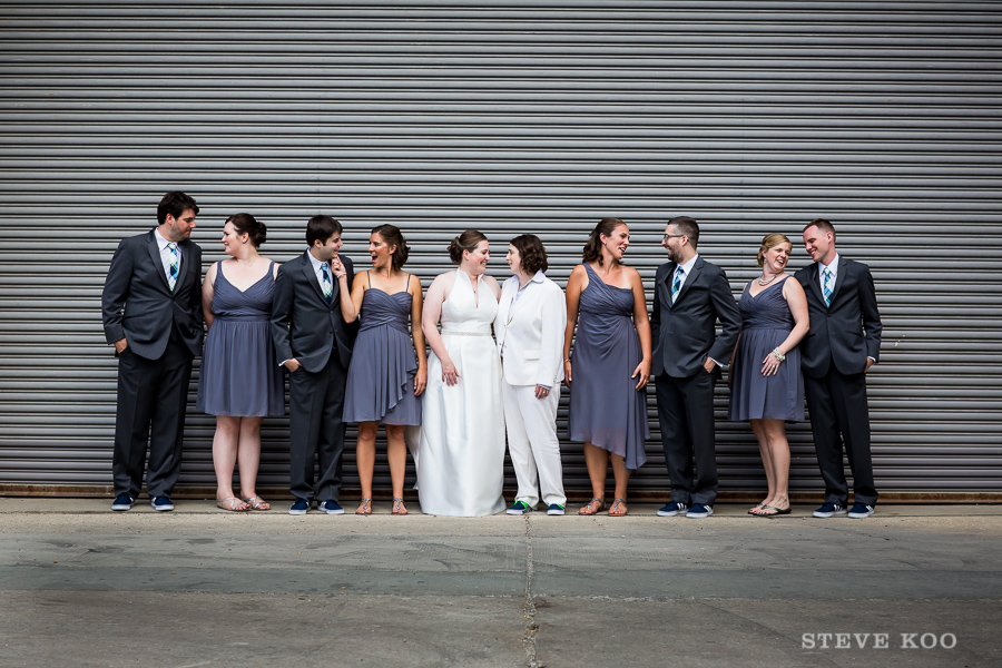 same-sex-wedding-party-photo