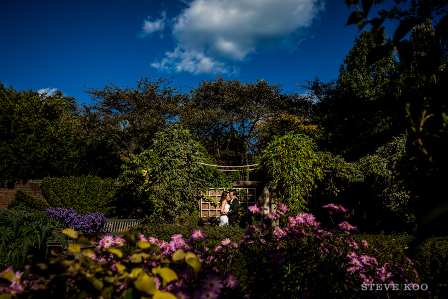 Chicago Botanic Garden Wedding Emily And Patrick