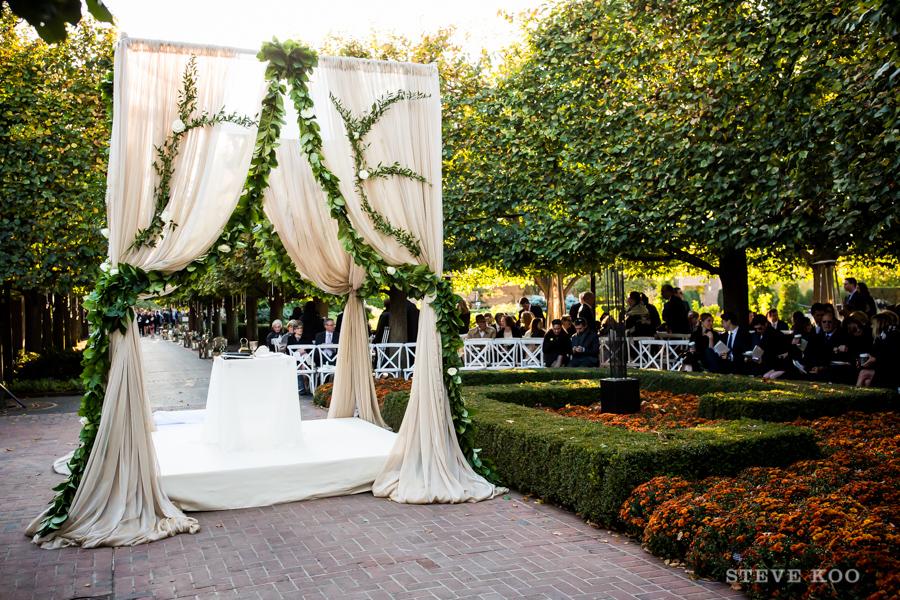 Chicago botanic garden wedding emily and patrick for Chicago botanic garden wedding