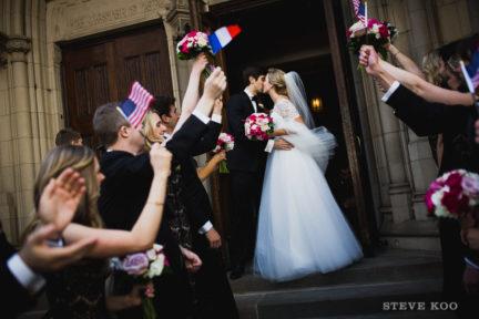 Allerton Hotel Wedding Chicago Ashley And Octave