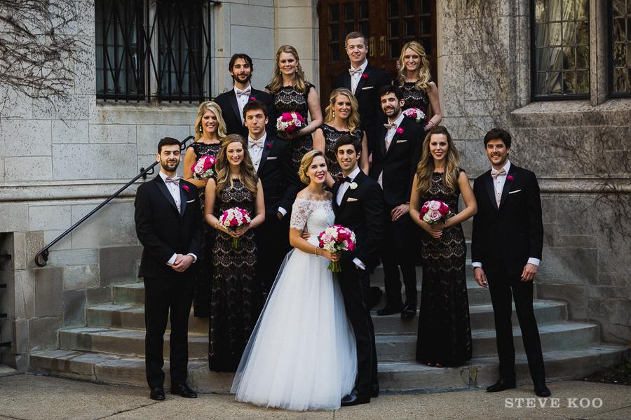 lace-black-bridesmaid-dress