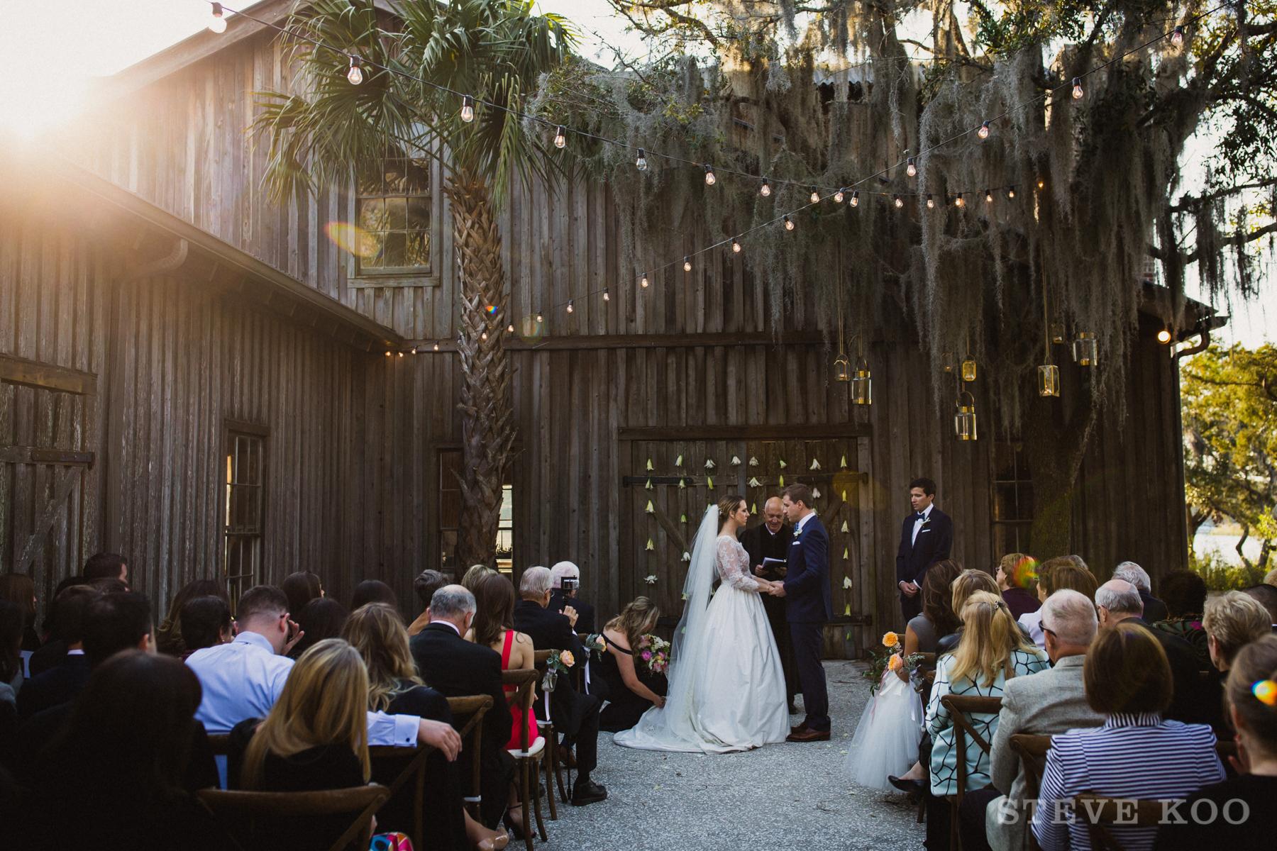 Boone Plantation Charleston Wedding Venue