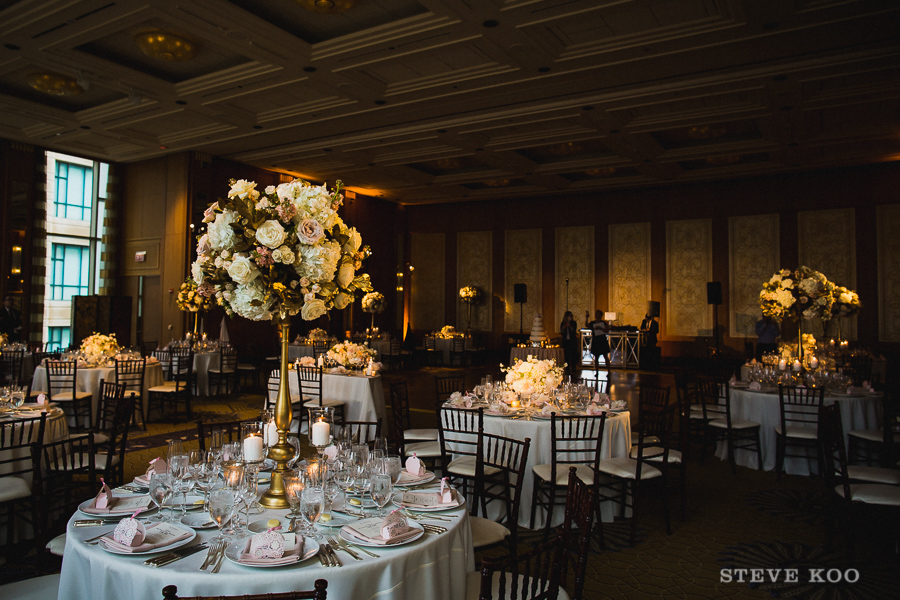 Wedding venues by chicago wedding photographer steve koo for Peninsula hotel chicago