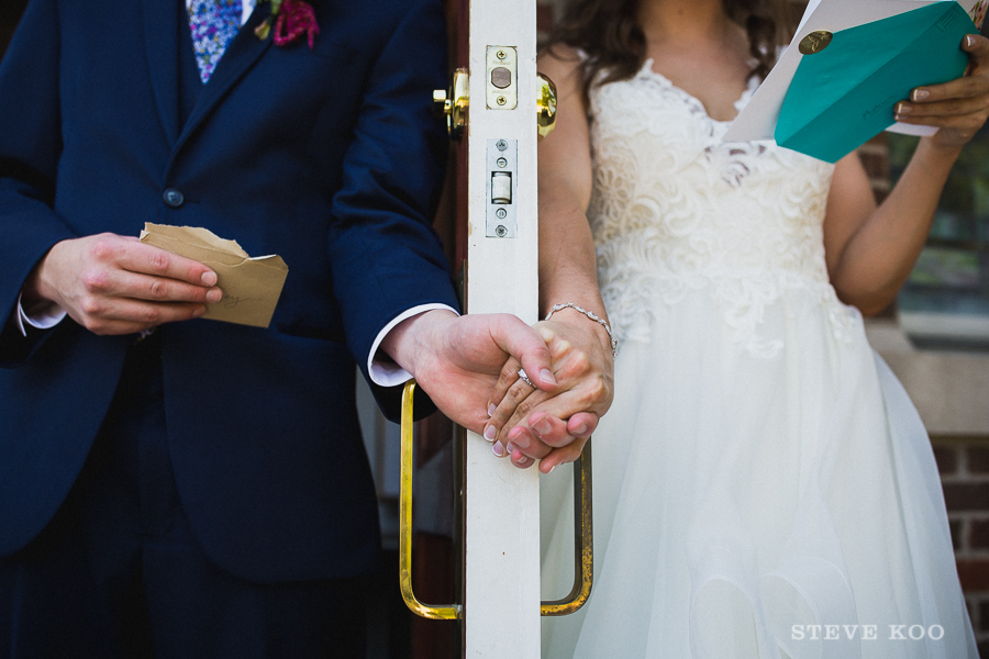 wedding-first-touch