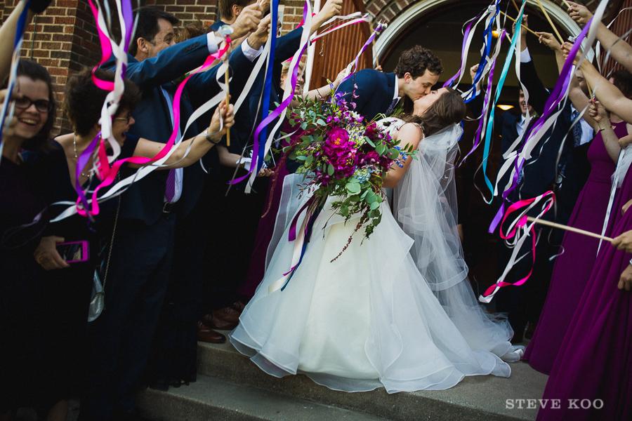 wedding-streamers-ceremony