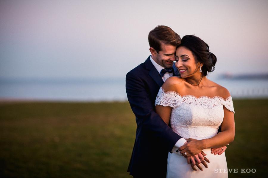sunset-chicago-wedding-photos