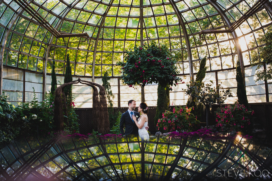 Lincoln Park Conservatory Wedding 02