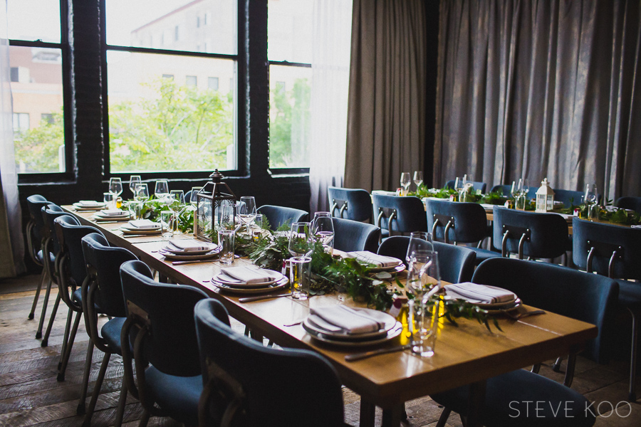 Chicago Wedding Venue : The Herbarium at Bad Hunter