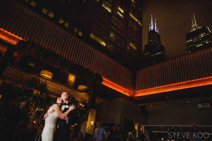 Wedding venues by Chicago wedding photographer Steve Koo